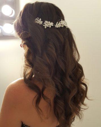 Локоны для невесты Анны