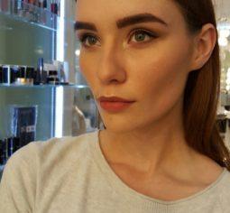 Моделирование бровей для Анны
