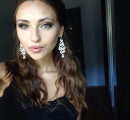 Моделирование бровей для Кристины