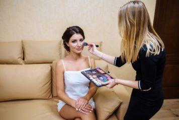 Подготовка невесты Марины