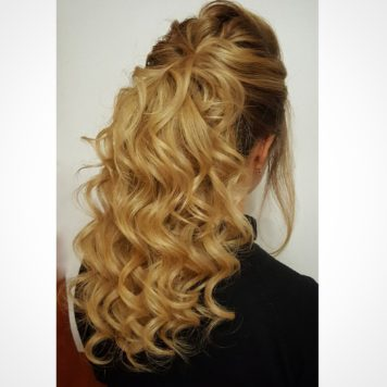 Причёска для Виктории