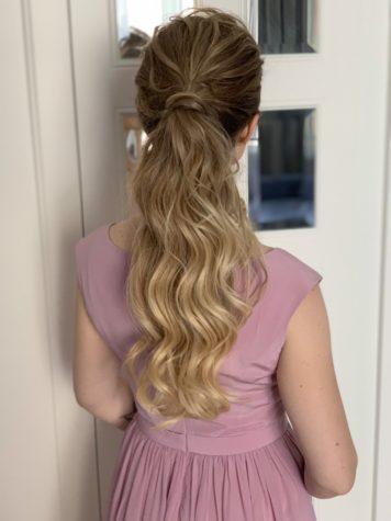 Причёска для Татьяны
